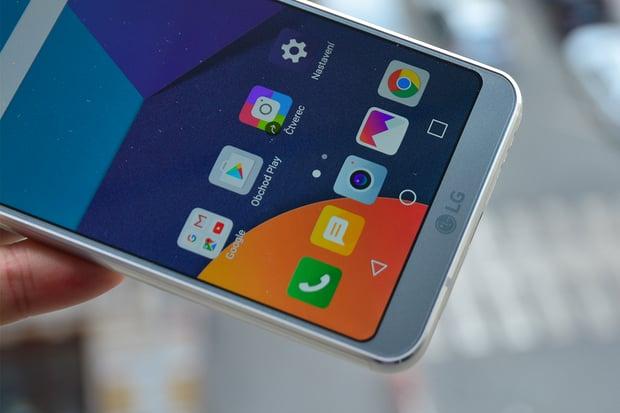 LG G6 by se mělo dočkat Orea až ve druhém čtvrtletí letošního roku