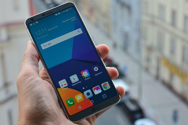 Evropští uživatelé LG G6 mohou vítat aktualizaci na Android Oreo