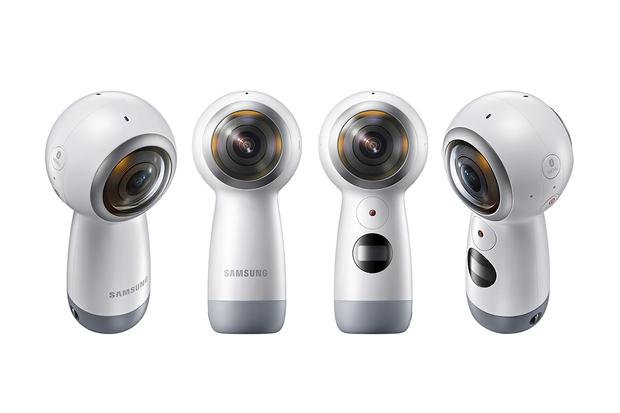 Samsung Gear 360 (2017) k nám dorazí v červnu. Tipněte, kolik bude stát