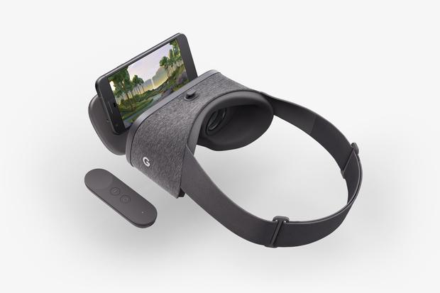 O VR klesá zájem, Google proto již nepočítá s brýlemi Daydream VR