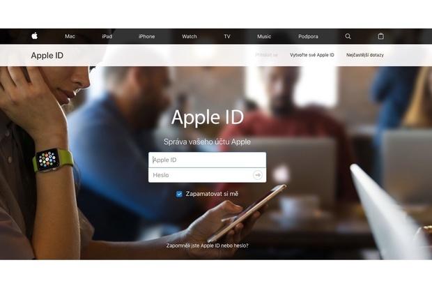 Jak generovat specifická hesla pro přihlašování k iCloudu