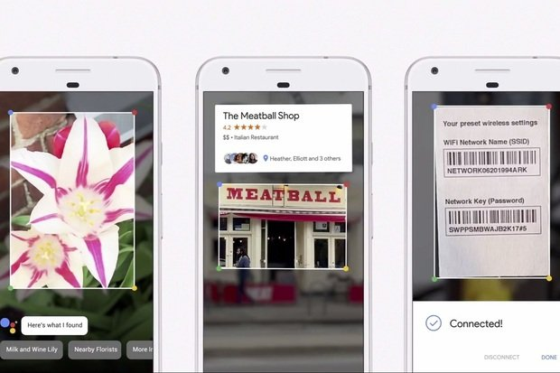 Google Lens se stane součástí aplikace Fotoaparát a získá nové schopnosti