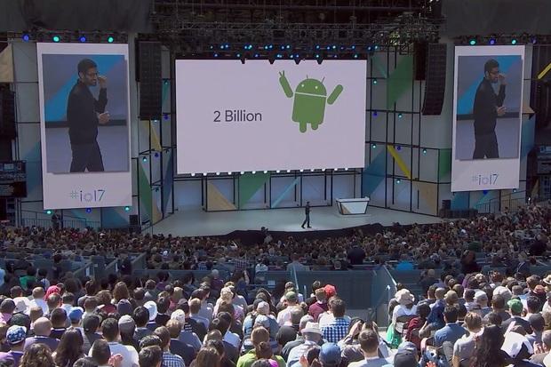 Android už na více než 2 miliardách aktivních zařízení. A další čísla Googlu
