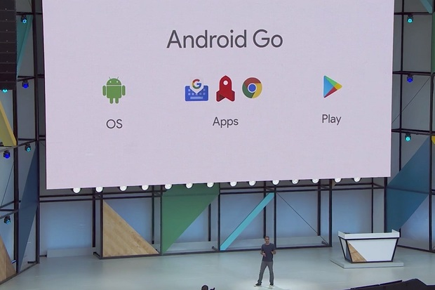 Google uvádí Android 10 Go pro základní smartphony. Opět má být svižnější