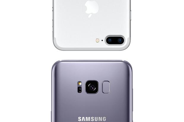 Nechte digitál doma. Srovnali jsme fotoaparáty Galaxy S8+ a iPhonu 7 Plus