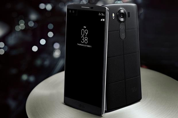 LG V10 začíná dostávat aktualizaci na Android 7.0