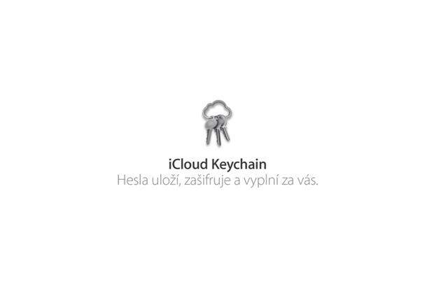 Jak využívat Klíčenku iCloud a mít hesla pod kontrolou?