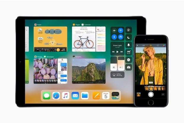 Apple představil iOS 11. Spousta novinek míří na iPad