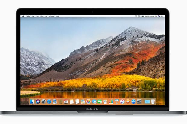 Apple macOS High Sierra je tu: působivá evoluce jablečného systému