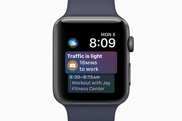 Apple ukázal novinku pro tvOS a nový watchOS 4