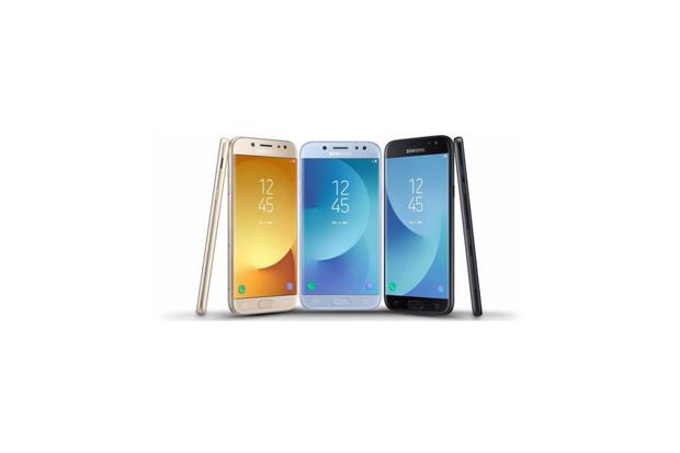 Samsung představil novinky Galaxy J3, J5 a J7 (2017). Známe české ceny i dostupnost