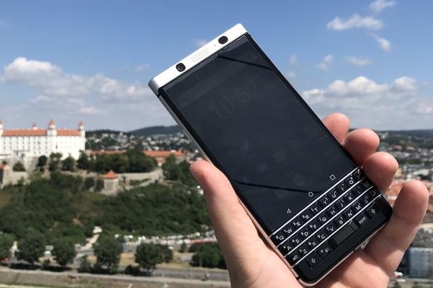 I BlackBerry má svůj cashback. Při koupi KEYone a DTEK50 vrátí 3 tisíce