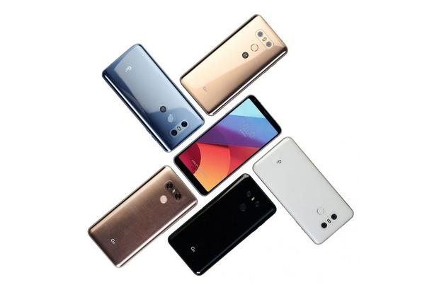 LG představilo model G6+: více paměti a bezdrátové nabíjení