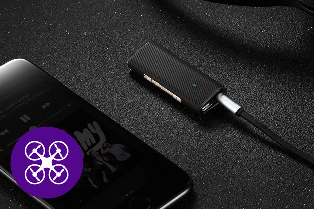 S AirLinkem z Indiegogo zbavíte sluchátka závislosti na kabelu