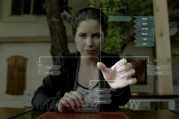 Project Prague má přinést jednoduché ovládání aplikací gesty