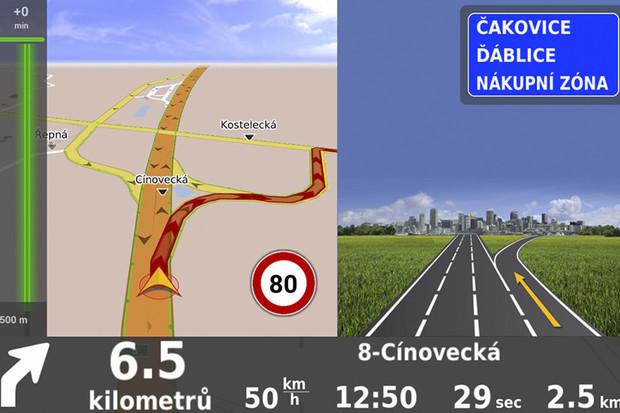 Vyhrajte doživotní předplatné navigace Dynavix včetně prémiových funkcí!
