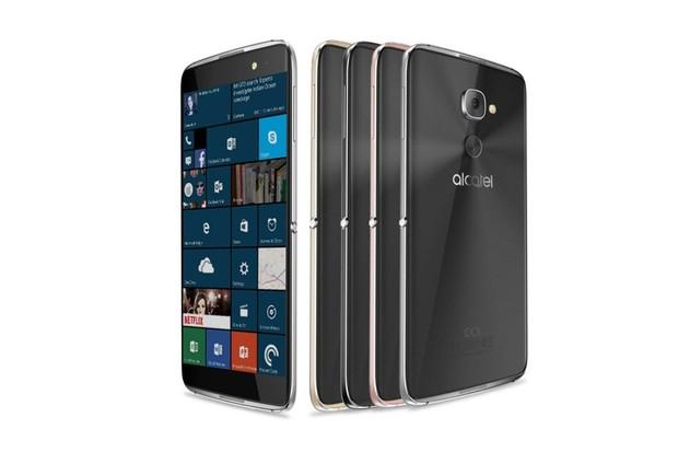 Nový telefon s Windows 10 Mobile na českém trhu, přichází Alcatel Idol 4 PRO