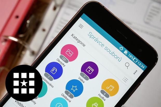 Najít skvělé správce souborů není na Androidu problém