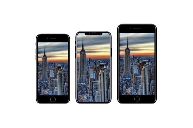 Apple údajně začal se zkušební výrobou iPhonu 8