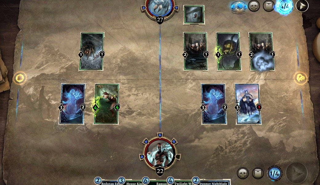 Recenze The Elder Scrolls: Legends – Legenda přichází na