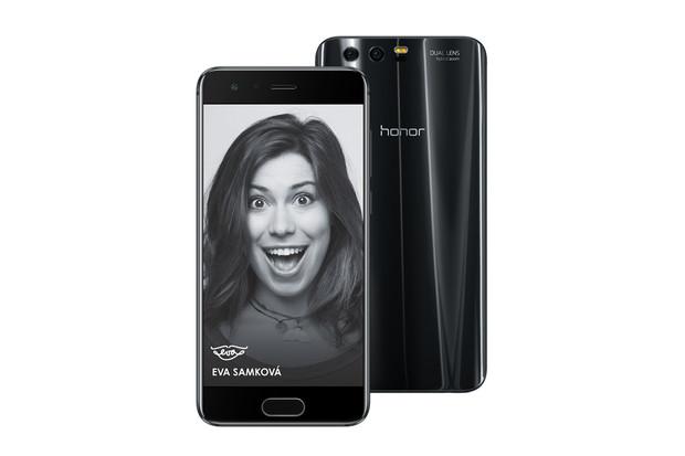 Honor 9 nově pořídíte také v elegantní černé barvě