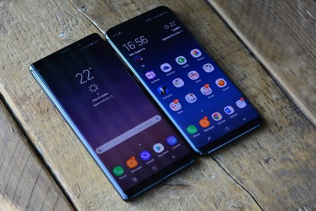 Překvapení se nekoná: Samsungy Galaxy S8/S8+ a Galaxy Note8 neobdrží Android 10
