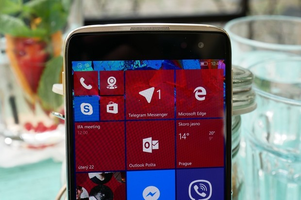Telefony s mobilními Windows si nyní aktualizujete mnohem rychleji