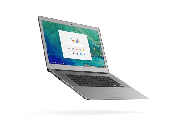 Poznejte Acer Chromebook 15 s velkým displejem a skvělou výdrží