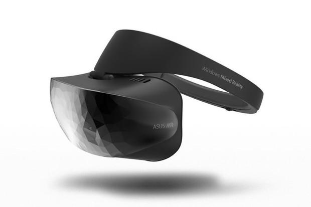 ASUS představuje Windows Mixed Reality Headset. Zpřístupní vám smíšenou realitu