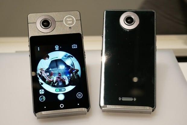 První dojmy z 360° kamerek od Aceru