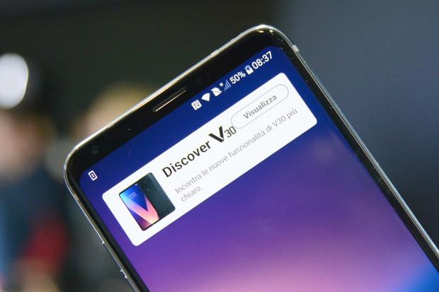 Android 8.0 Oreo míří na LG V30, zatím ovšem jen v Jižní Koreji