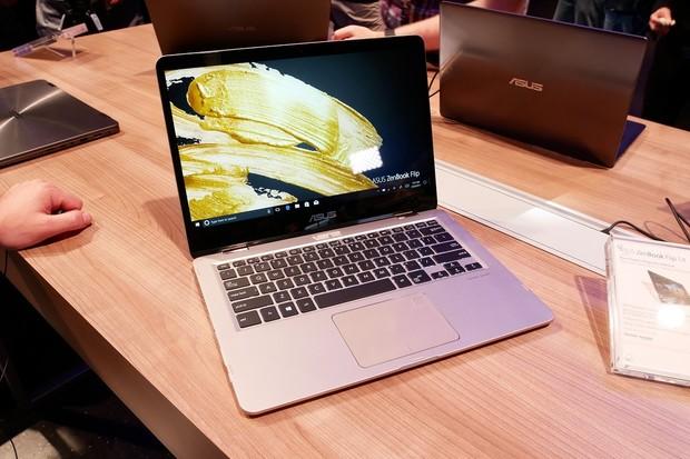 Prohlédněte si s námi tenký a výkonný ASUS ZenBook Flip 14