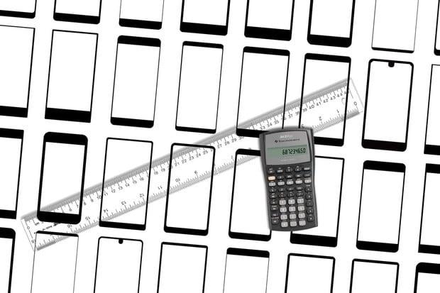 Tenké, tenčí, nejtenčí: změřili jsme smartphonům rámečky okolo displeje