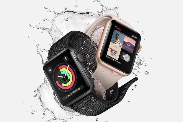 Apple Watch jdou na dračku. Xiaomi se drží na druhém místě