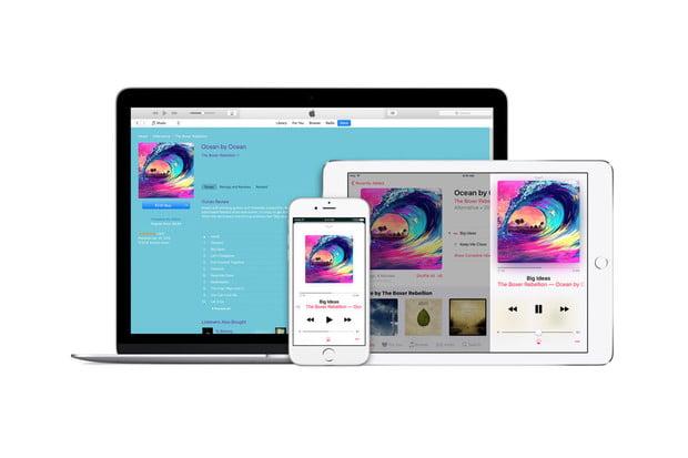 Apple Music si nově bude možné spustit skrze webový prohlížeč
