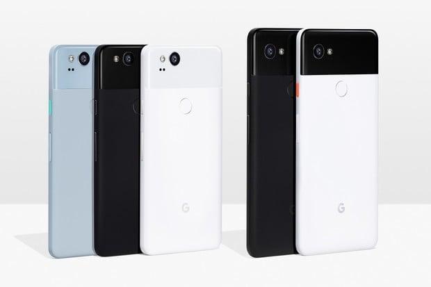 Google Pixel 2 XL trápí drastické zpomalení systému