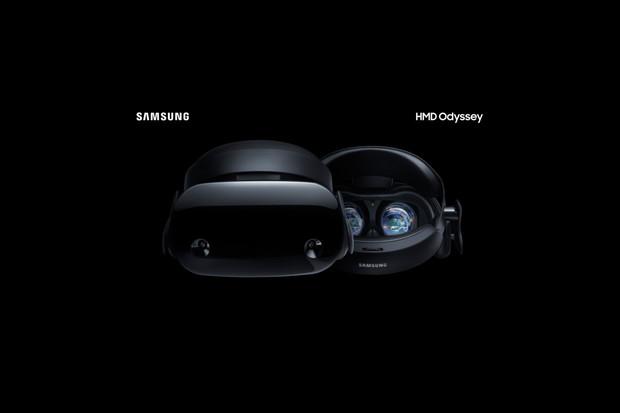 Samsung HMD Odyssey jsou brýle pro Windows Mixed Reality
