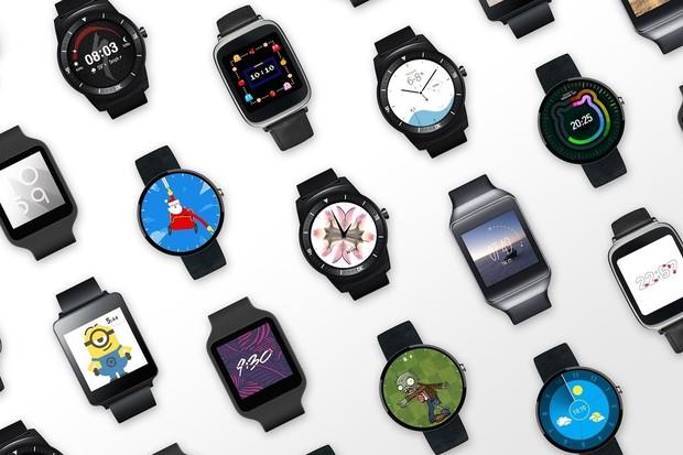 Plánuje Google chytré hodinky s kamerou uprostřed?