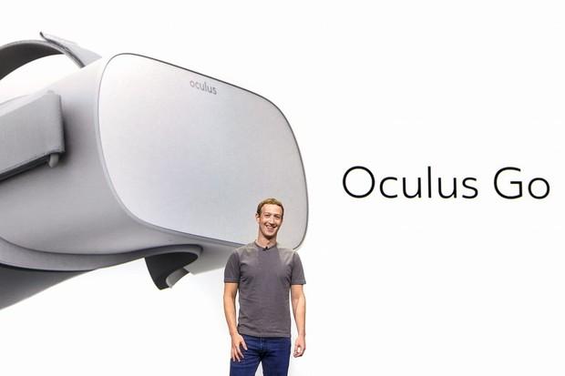 Poznejte Oculus Go. Je to virtuální realita, která nepotřebuje počítač ani mobil