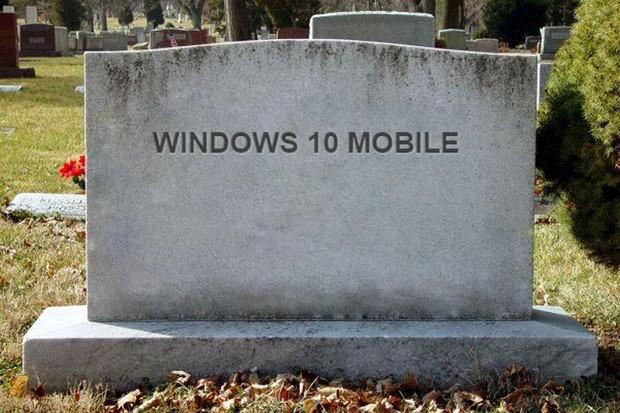 Podpora Windows 10 Mobile bude oficiálně ukončena 10. prosince 2019