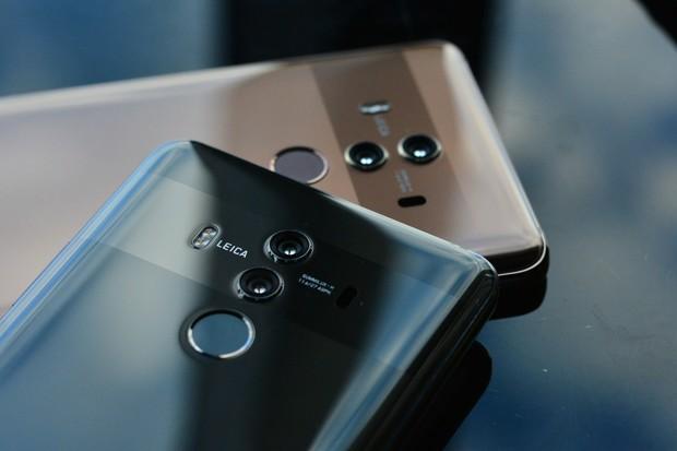 Špičkový Huawei Mate 10 Pro představen. Tady jsou naše dojmy
