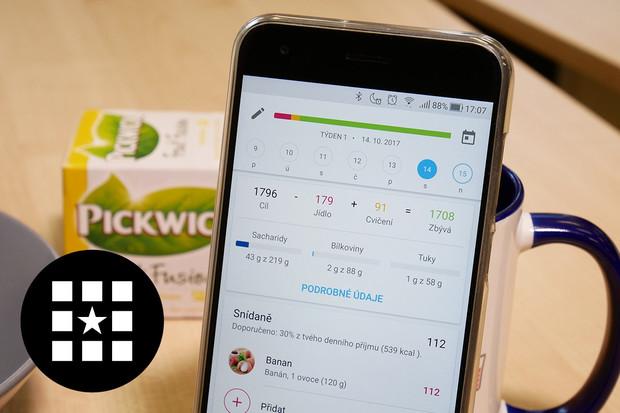 Ať už chcete hubnout, nebo jen zdravě žít, tyto aplikace vám s tím pomohou