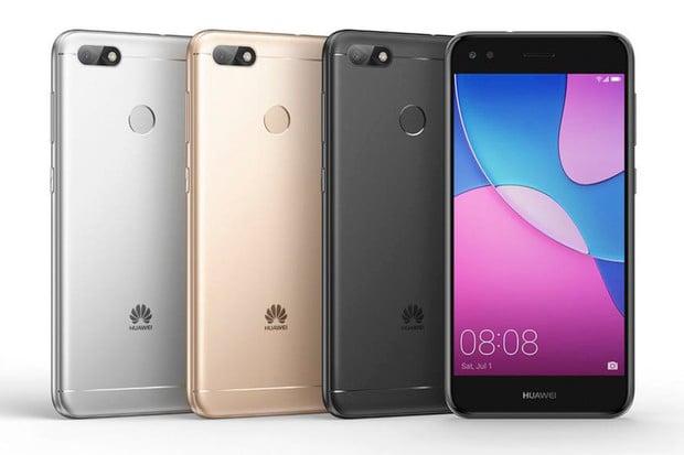 Vánoce u Huawei: symbolické slevy pro modely P10 Lite, P9 Lite a P9 Lite mini