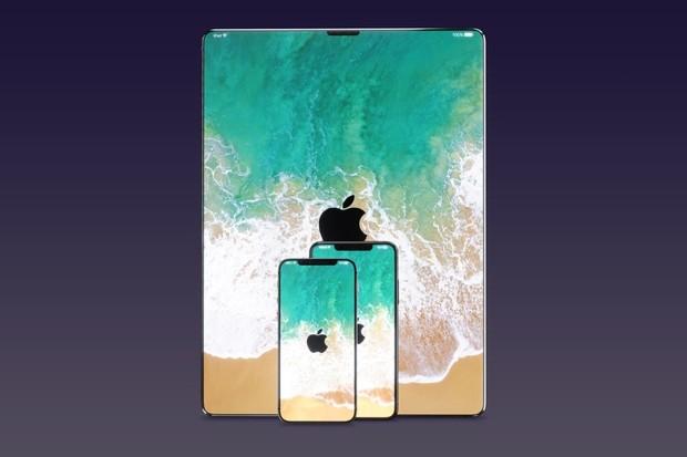 Podívejte se, jak by vypadal MacBook, iPad nebo Apple Watch bez rámečků