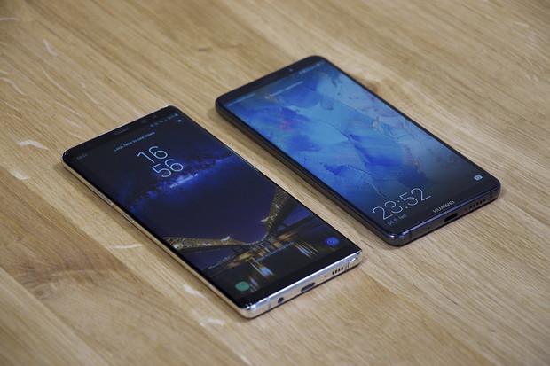 Testujeme Huawei Mate 10 Pro. Porovnejte ho v naší fotogalerii s Galaxy Note8
