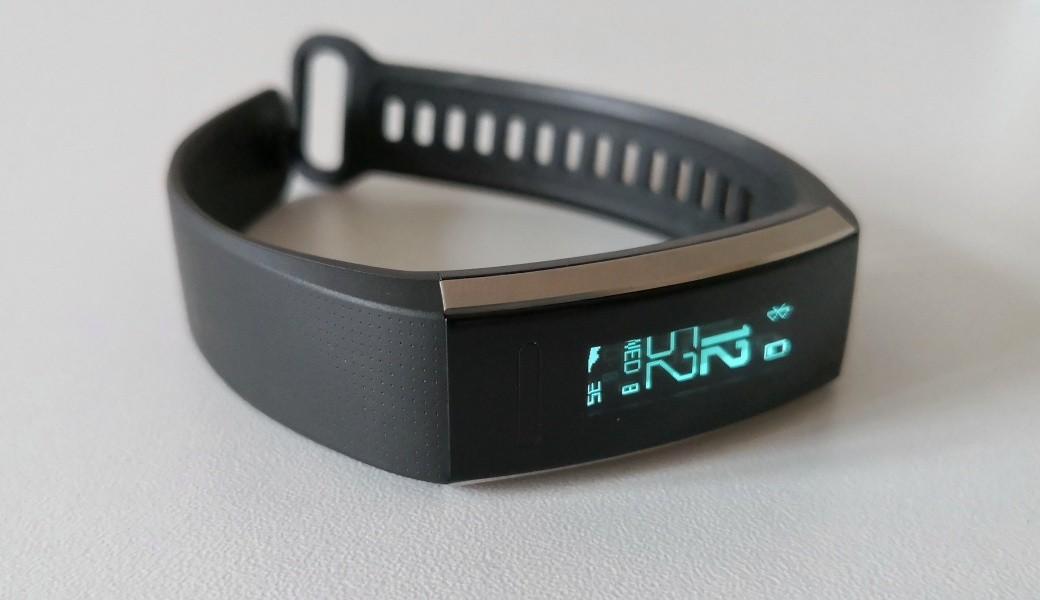 5d54b8033 Recenze Huawei Band 2 Pro – Fitness náramek s GPSkou | mobilenet.cz
