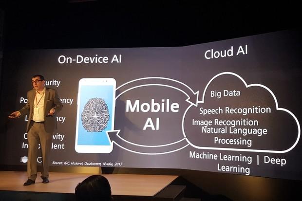 Umělá inteligence přichází do mobilů, čeká ji ale mnoho učení