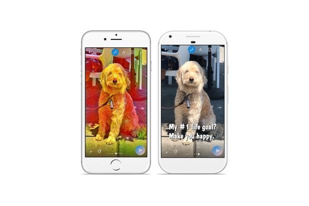 Skype přidává do mobilní aplikace nové a měnící se efekty pro fotografie