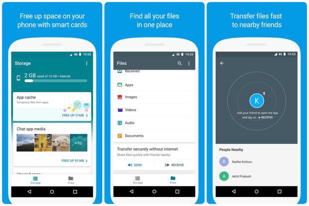 Android 8.1 bude automaticky šetřit místo omezením neaktivních aplikací