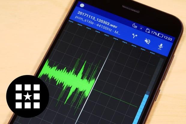 Potřebujete nahrávat zvuk pomocí telefonu? Pak se podívejte na tyto aplikace